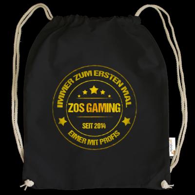 Motiv: Cotton Gymsac - ZOS Vintage GOLD - Eimer mit Profis