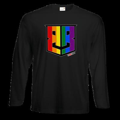 Motiv: Exact 190 Longsleeve FAIR WEAR - Logo Pride