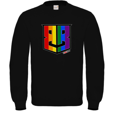 Motiv: Sweatshirt FAIR WEAR - Logo Pride