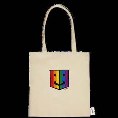 Motiv: Baumwolltasche - Logo Pride