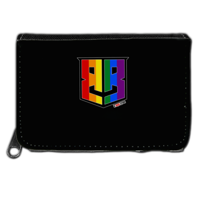 Motiv: Geldboerse - Logo Pride
