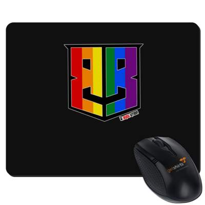 Motiv: Mousepad Textil - Logo Pride