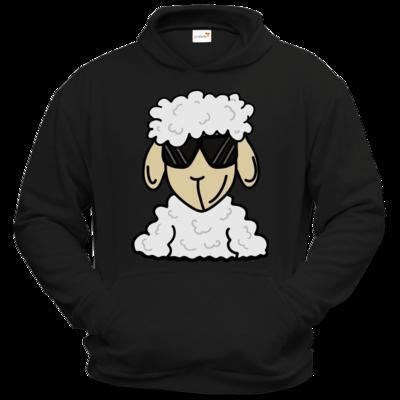 Motiv: Hoodie Classic - ZOS Schaf mit Sonnenbrille