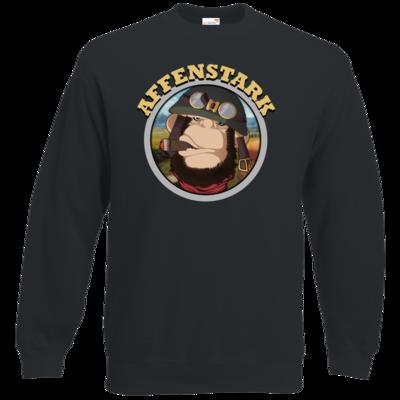Motiv: Sweatshirt Classic - Affenstark