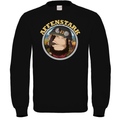 Motiv: Sweatshirt FAIR WEAR - Affenstark
