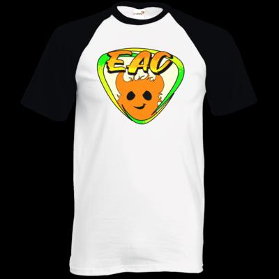 Motiv: TShirt Baseball - EAC-Logo