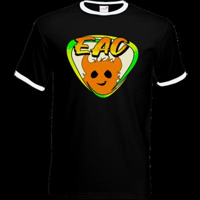 Motiv: T-Shirt Ringer - EAC-Logo