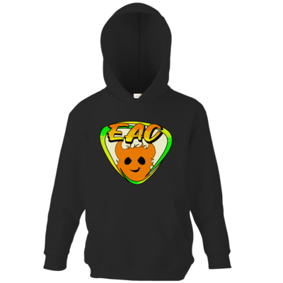 Motiv: Kids Hooded Sweat - EAC-Logo