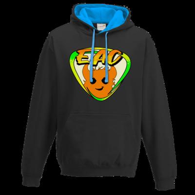Motiv: Two-Tone Hoodie - EAC-Logo