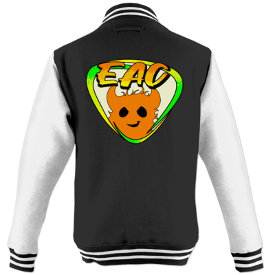 Motiv: College Jacke - EAC-Logo