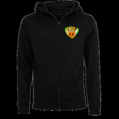 Motiv: Heavy Zip-Hoodie - EAC-Logo