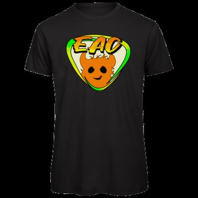Motiv: Organic T-Shirt - EAC-Logo