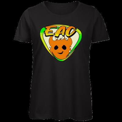 Motiv: Organic Lady T-Shirt - EAC-Logo