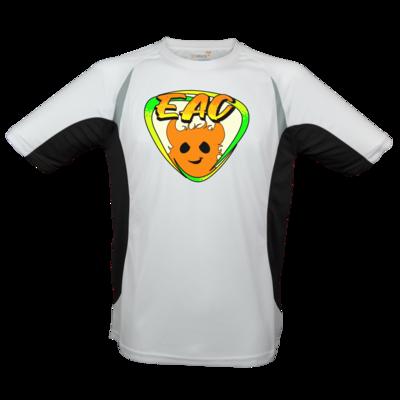 Motiv: Laufshirt Running T - EAC-Logo