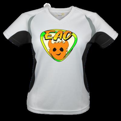 Motiv: Laufshirt Lady Running T - EAC-Logo