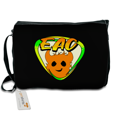 Motiv: Schultertasche - EAC-Logo