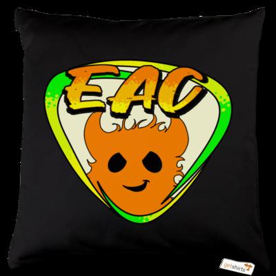Motiv: Kissen Baumwolle - EAC-Logo
