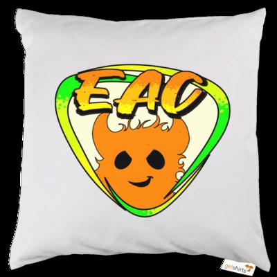 Motiv: Kissen - EAC-Logo
