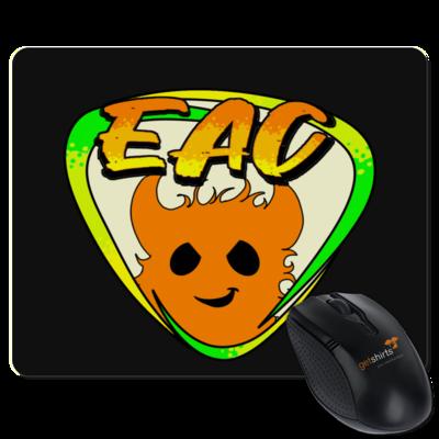 Motiv: Mousepad Textil - EAC-Logo