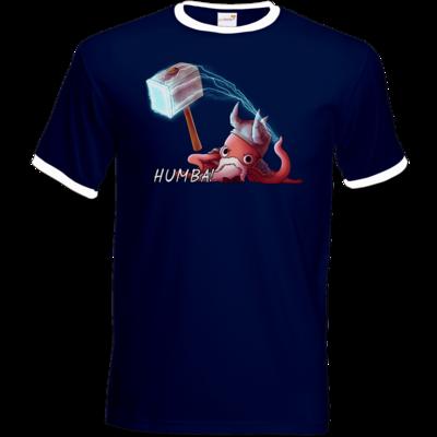 Motiv: T-Shirt Ringer - WC3 HUMBA