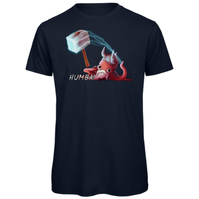 Motiv: Organic T-Shirt - WC3 HUMBA