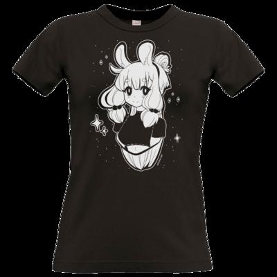 Motiv: T-Shirt Damen Premium FAIR WEAR - Ayumi