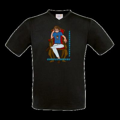 Motiv: T-Shirt V-Neck FAIR WEAR - Chefpanierer