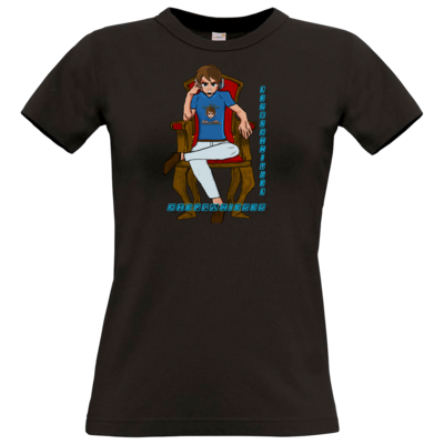 Motiv: T-Shirt Damen Premium FAIR WEAR - Chefpanierer