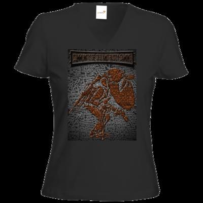 Motiv: T-Shirt Damen V-Neck Classic - OARG Community