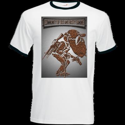 Motiv: T-Shirt Ringer - OARG Community