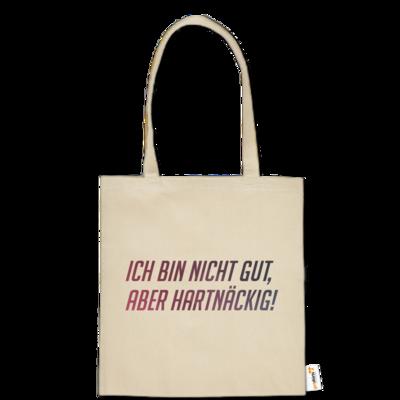 Motiv: Baumwolltasche - Glu3cifer Credo