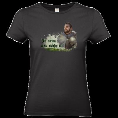 Motiv: T-Shirt Damen Premium FAIR WEAR - HeXXen - Balthasar