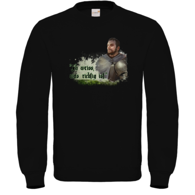 Motiv: Sweatshirt FAIR WEAR - HeXXen - Balthasar