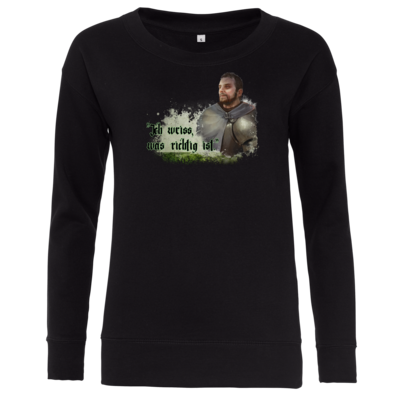 Motiv: Girlie Crew Sweatshirt - HeXXen - Balthasar