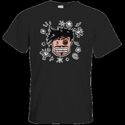 Motiv: T-Shirt Premium FAIR WEAR - Teilzeit-Salzig