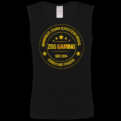 Motiv: Athletic Vest FAIR WEAR - ZOS Vintage GOLD - Eimer mit Profis