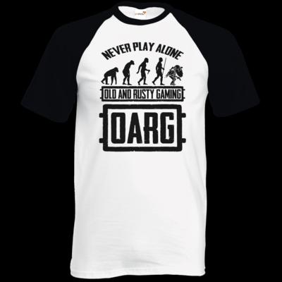 Motiv: TShirt Baseball - ever OARG
