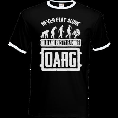 Motiv: T-Shirt Ringer - ever OARG
