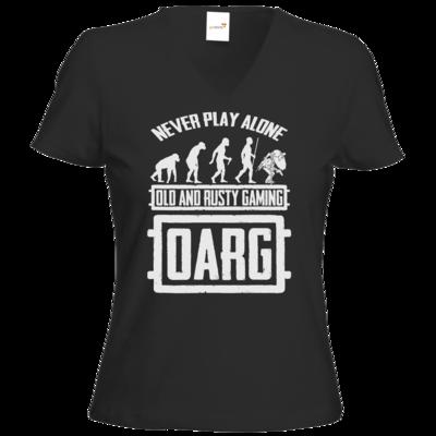 Motiv: T-Shirt Damen V-Neck Classic - ever OARG