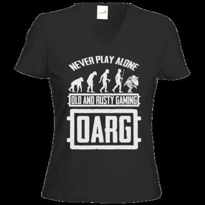 Motiv: T-Shirts Damen V-Neck FAIR WEAR - ever OARG
