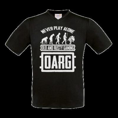 Motiv: T-Shirt V-Neck FAIR WEAR - ever OARG