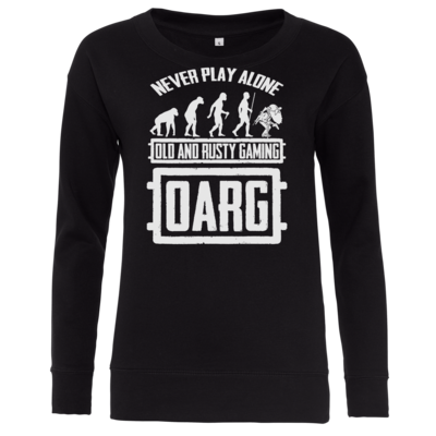Motiv: Girlie Crew Sweatshirt - ever OARG