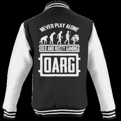 Motiv: College Jacke - ever OARG