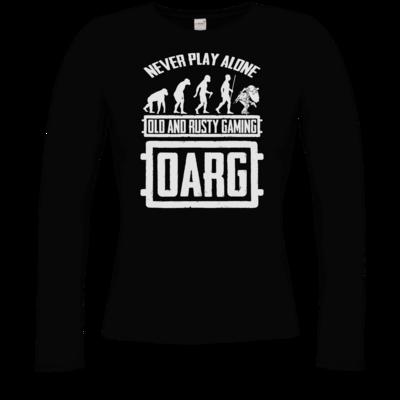 Motiv: Longsleeve Damen Organic - ever OARG