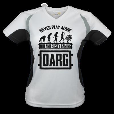Motiv: Laufshirt Lady Running T - ever OARG