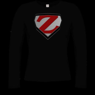 Motiv: Longsleeve Damen Organic - ZargoZ Logo