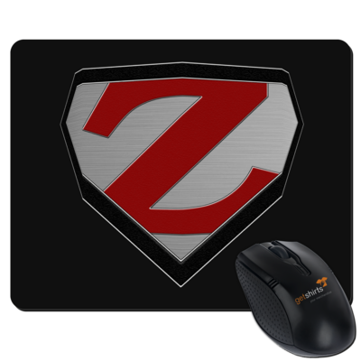 Motiv: Mousepad Textil - ZargoZ Logo