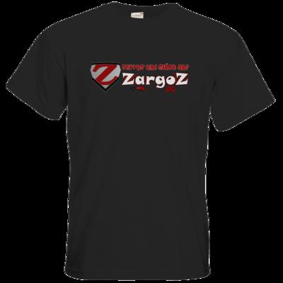 Motiv: T-Shirt Premium FAIR WEAR - Glück Auf