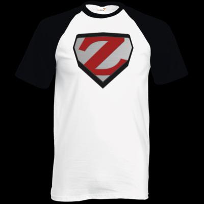Motiv: TShirt Baseball - ZargoZ Logo