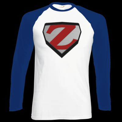 Motiv: Longsleeve Baseball T - ZargoZ Logo